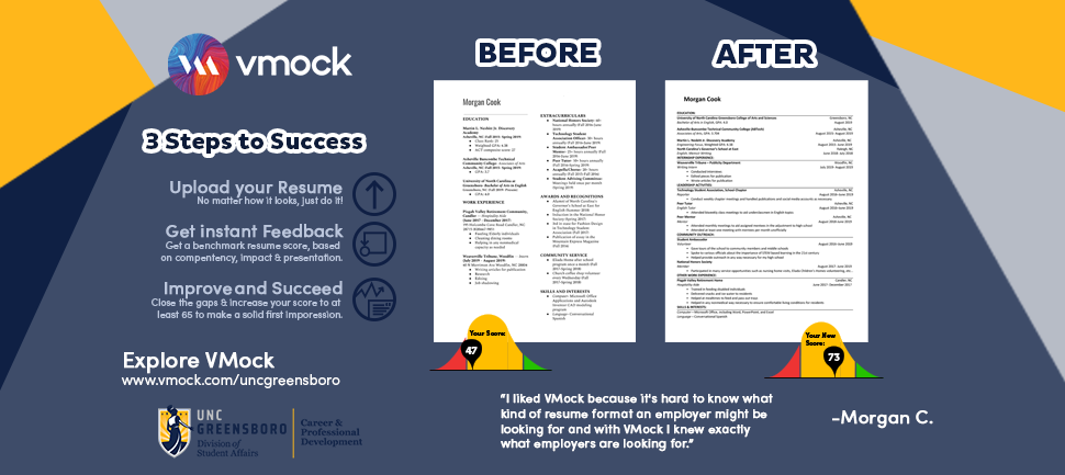 Upload your Resume, Get instant feedback. Improve and Succeed!